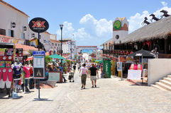Playa del Carmen Stock Images