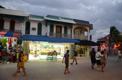 Playa del Carmen Royaltyfri Bild
