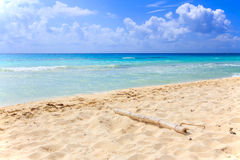 Playa Del Carmen beach, Mexico Royalty Free Stock Photography