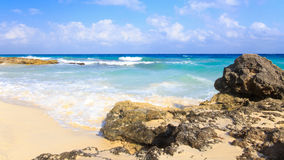 Playa Del Carmen beach, Mexico Stock Photo