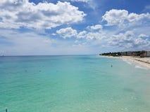 Playa del carmen Royalty Free Stock Photography