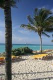 playa del carmen Meksyku Obrazy Royalty Free