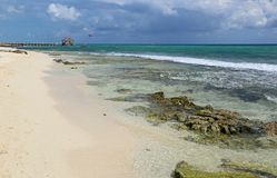 Riviera Maya. Playa del Carmen, Riviera Maya - Mexico stock photos