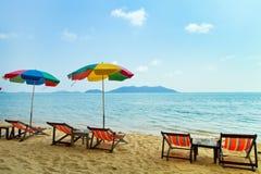 Playa del chang de la KOH Fotografía de archivo