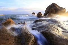 Playa del Co Thach Imagen de archivo libre de regalías