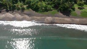 Playa Del Coco słoneczny dzień 2 zbiory wideo