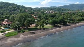 Playa Del Coco słoneczny dzień 3 zbiory wideo