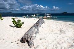 Playa del día de fiesta Fotografía de archivo libre de regalías