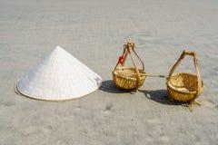 Playa del Da Nang, Vietnam Fotos de archivo