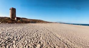 Playa del ` de Torre del La del ` foto de archivo