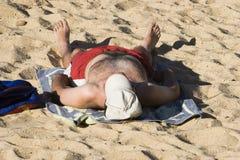 Playa del dulce de la playa Fotos de archivo libres de regalías