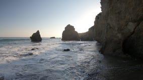 Playa del EL matador metrajes