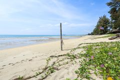 Playa del grood de Baan, Prachuap Khiri Khan, Tailandia Foto de archivo