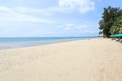 Playa del grood de Baan, Prachuap Khiri Khan, Tailandia Fotografía de archivo