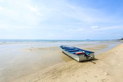 Playa del grood de Baan, Prachuap Khiri Khan, Tailandia Imagen de archivo