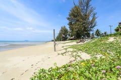 Playa del grood de Baan, Prachuap Khiri Khan, Tailandia Fotos de archivo