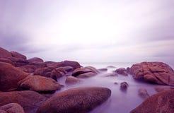 Playa del hijo de Suan, Rayong, Tailandia Fotos de archivo libres de regalías