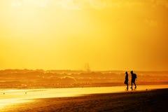 Playa del Ingles σε θλγραν θλθαναρηα, Ισπανία Στοκ φωτογραφίες με δικαίωμα ελεύθερης χρήσης