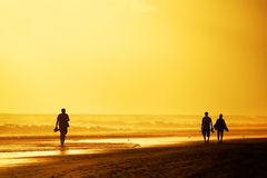 Playa del Ingles σε θλγραν θλθαναρηα, Ισπανία Στοκ Φωτογραφία