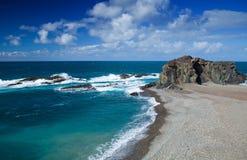 Playa del Jurado Stock Image