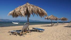 Playa del mar almacen de video