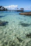 Playa del mar en la isla de Samed, Tailandia Imágenes de archivo libres de regalías