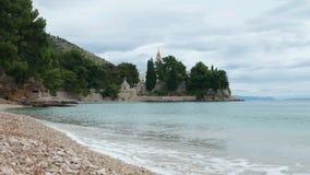 Playa del monasterio, Bol almacen de metraje de vídeo