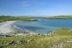 Playa del na Traghad de Rubha imagen de archivo libre de regalías