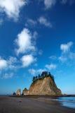 Playa del noroeste pacífica Imagen de archivo