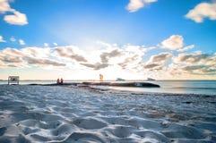 Playa del Norte beach in Isla Mujeres, Mexico Stock Photo