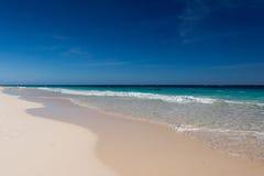 Playa del océano Imagen de archivo libre de regalías