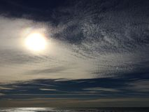 Playa del océano Foto de archivo
