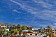 Playa del palo del EL fotos de archivo