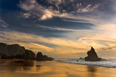 Playa del paraíso Fotos de archivo