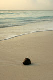 Playa del paraíso Foto de archivo libre de regalías
