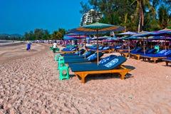 Playa del pradipat del hijo de Suan Fotos de archivo