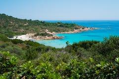 Playa del Principe Royalty Free Stock Image