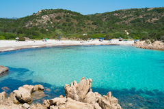 Playa del Principe Stock Photo