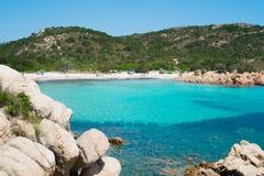 Playa del Principe Stock Photography