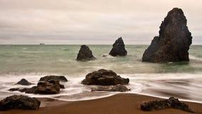 Playa del rodeo Fotos de archivo libres de regalías