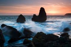 Playa del rodeo, San Francisco California Foto de archivo libre de regalías