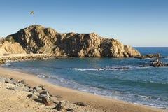 Playa del Sa Palomera Imagen de archivo
