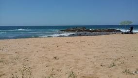 Playa del señorío de Tinley Foto de archivo