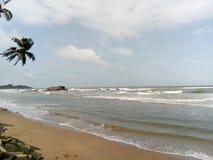 Playa del SL Imágenes de archivo libres de regalías