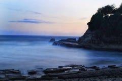 playa del srau Fotos de archivo libres de regalías