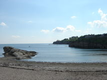 Playa del St. Andrew, Escocia Fotografía de archivo