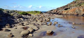 Playa del sur de Australia Imagen de archivo