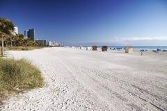 Playa del sur, Miami fotos de archivo libres de regalías