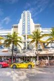 Playa del sur Miami Imagenes de archivo