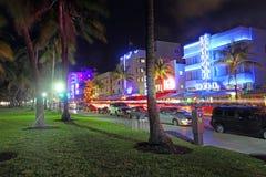 Playa del sur Miami, la Florida Fotografía de archivo libre de regalías